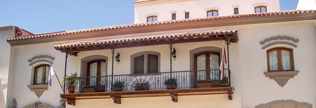 Hotel Solar de la Plaza - Salta - Building