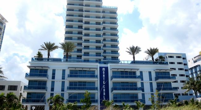 Churchill Suites Monte Carlo Miami Beach - Miami Beach - Building
