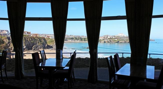 Great Western - Newquay - Restaurant