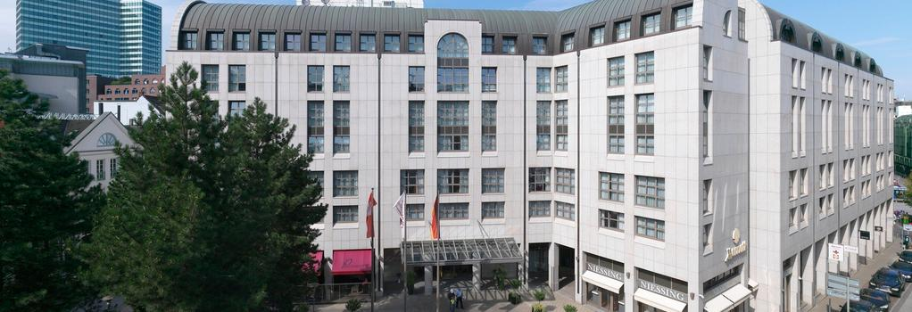 Hamburg Marriott Hotel - Hamburg - Building