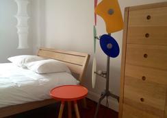 Hotel de la Pinède - Antibes - Bedroom