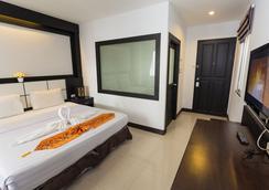 Star Hotel Patong - Patong - Bedroom