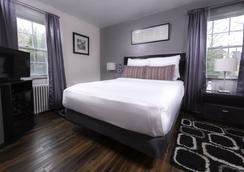 Shadyside Inn All Suites Hotel - Pittsburgh - Bedroom