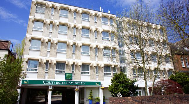 Quality Hotel Hampstead - London - Building