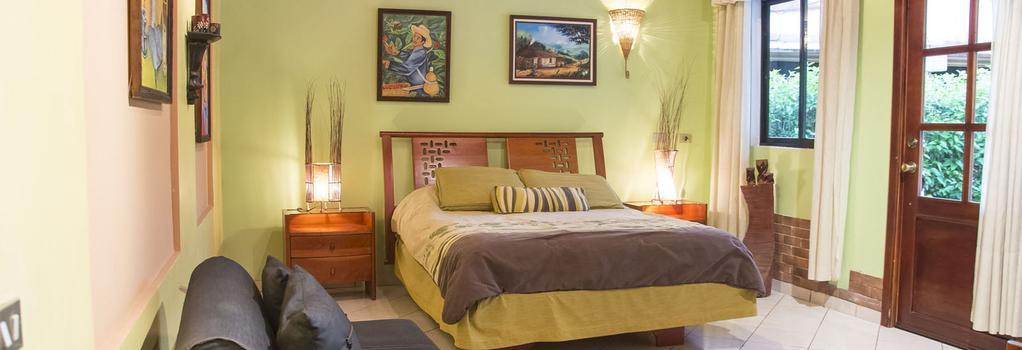 Hotel Vagabondo - La Fortuna - Bedroom