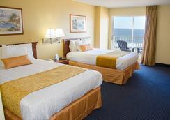 Crystal Beach Hotel - Ocean City - Bedroom