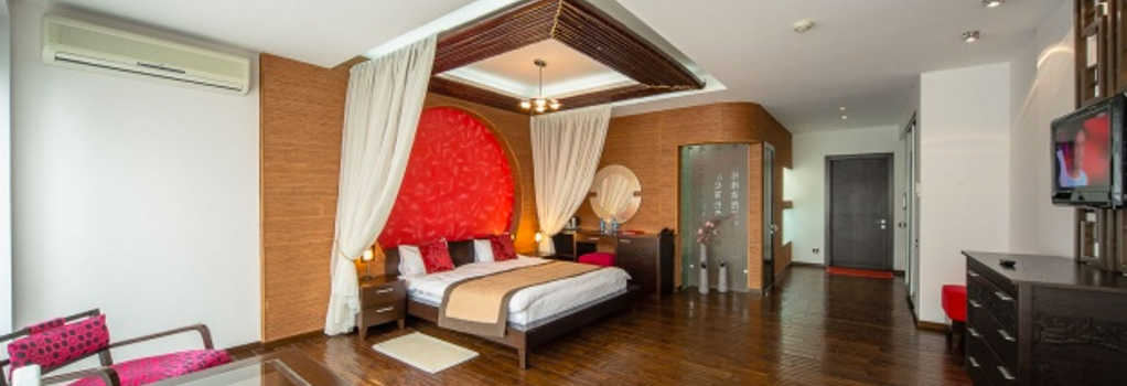 Spa Hotel Primorsky Park - Yalta - Bedroom