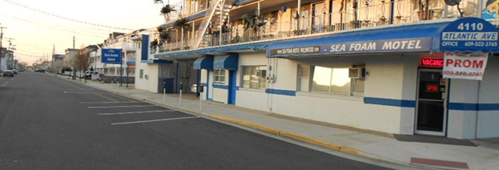 Sea Foam Motel Wildwood - Wildwood - Building