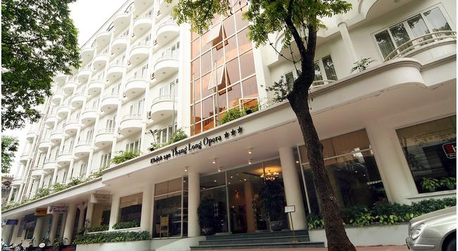 Thang Long Opera Hotel - Hanoi - Building