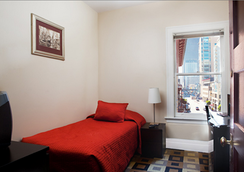Hotel North Beach - San Francisco - Bedroom