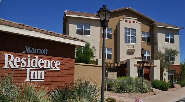 Residence Inn by Marriott Scottsdale North - Scottsdale - Building