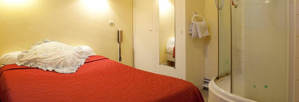 Hotel Alhambra - Reims - Bedroom