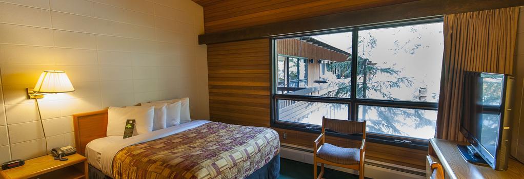 Bumpers Inn - Banff - Bedroom
