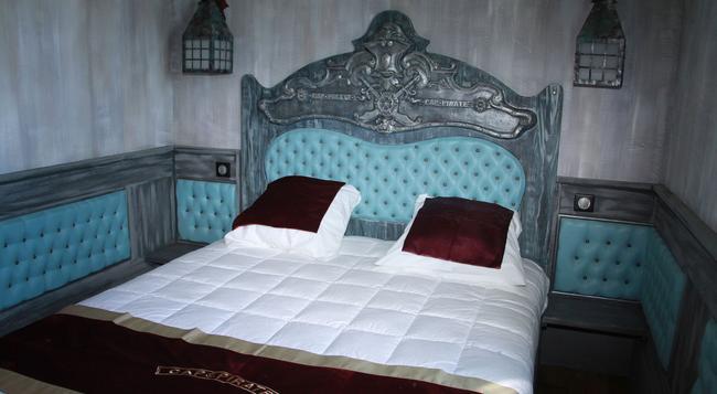 Hôtel Cap Pirate - Cap d'Agde - Bedroom