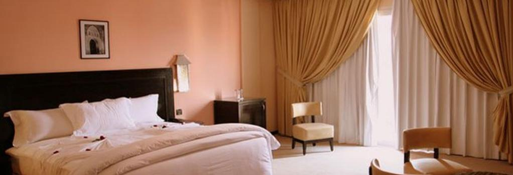 Almas Hotel - Marrakesh - Bedroom