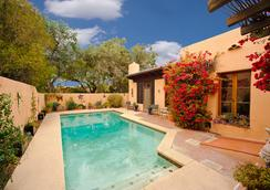 Adobe Rose Inn Bed And Breakfast - Tucson - Pool