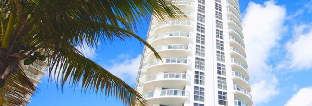 Marenas Beach Resort - Sunny Isles Beach - Building