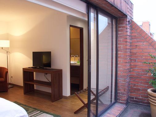Casa Real - Bogotá - Balcony