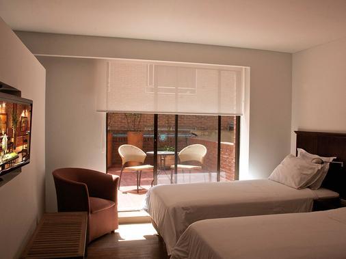 Casa Real - Bogotá - Bedroom
