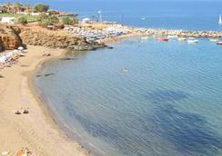 Europa Resort - Panormos (Mylopotamos) - Beach