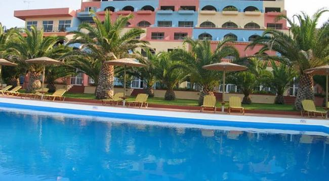 Europa Resort - Panormos (Mylopotamos) - Building