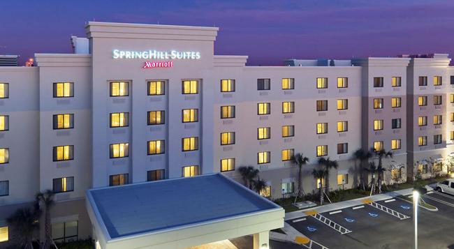 SpringHill Suites by Marriott West Palm Beach I-95 - West Palm Beach - Building