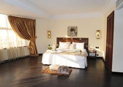 Le Zenith Hotel & Spa - Casablanca - Bedroom