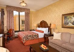 Ayres Hotel Manhattan Beach Lax - Hawthorne - Bedroom