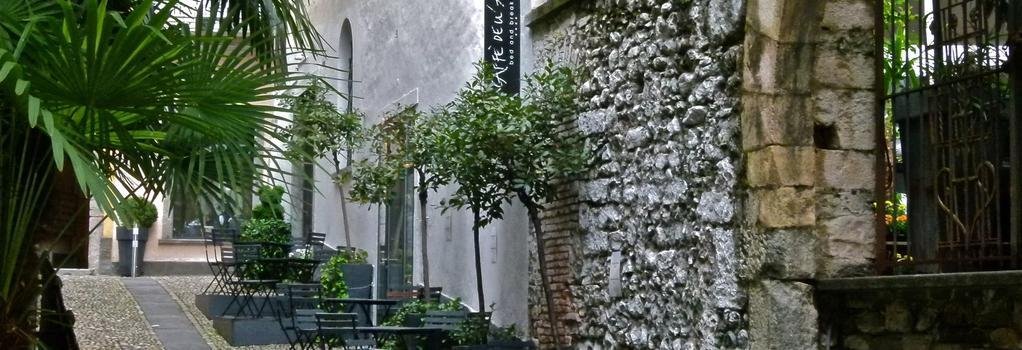 Caffè Dell'Arte Boutique Rooms - Locarno - Building