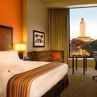 AT&T Hotel & Conference Center at the University of Texas Guestroom