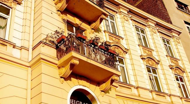 Belgrade City Hotel - Belgrade - Building