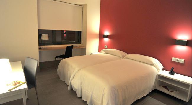 The Book Factory Hostel - Valladolid - Bedroom