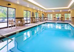 Hampton Inn & Suites Mt. Vernon/Belvoir-Alexandria South Are - Alexandria - Pool