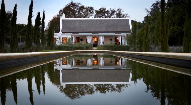 Hawksmoor House - Stellenbosch - Building