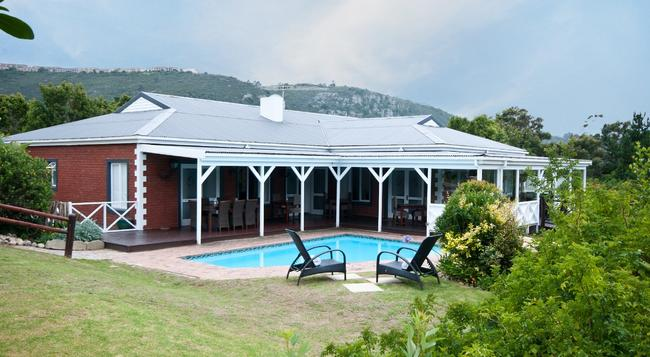 Redbourne Country Lodge - Plettenberg Bay - Building