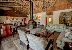 Bukela Game Lodge - Fowlds - Lounge