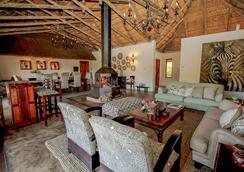 Bukela Game Lodge - Fowlds - Lounge