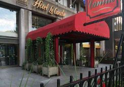 Hotel Le Cantlie Suites - Montreal - Building