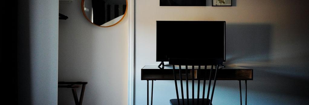 Hotel Des Carmes - Aurillac - Bedroom