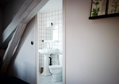 Hotel Des Carmes - Aurillac - Bathroom