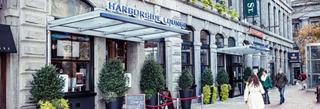 Harborside Inn - Boston - Building