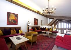Hotel Sonnleiten - Saalbach - Lobby