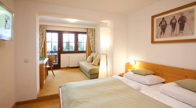 Hotel Sonnleiten - Saalbach - Bedroom