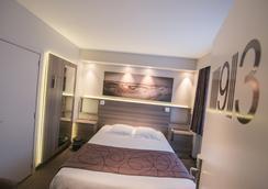 Hotel Burlington - Ostend - Bedroom
