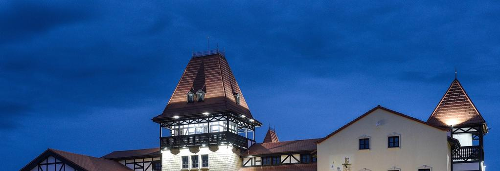 Hotel Castel Royal - Timisoara - Building