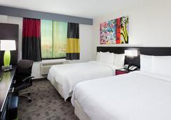 Fairfield Inn and Suites by Marriott New York Queens-Queensboro Bridge - Queens - Bedroom