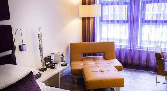Albus Hotel Amsterdam City Centre - Amsterdam - Bedroom