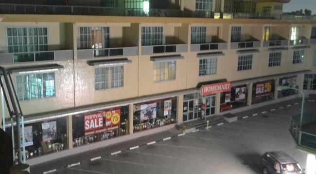 Mayfair Hotel - Dar Es Salaam - Building