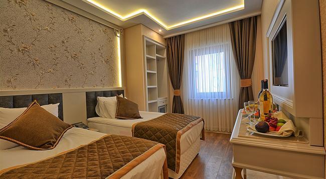 Samir Deluxe Hotel - Istanbul - Bedroom