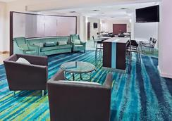 SpringHill Suites by Marriott Austin North-Parmer Lane - Austin - Lobby